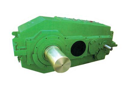 QJ Series Soft Gear Reducer for Hoists