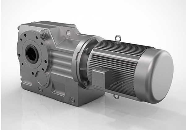 K Series Bevel Helical Gear Motor