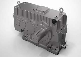 M Series Helical Gear Unit